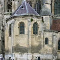 La chapelle pré-romane vue du sud (2015)