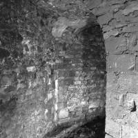 Vue partielle de la crypte (1986)