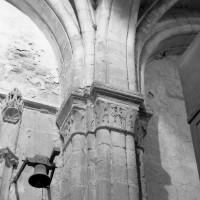 Chapiteaux du vestibule sud (1986)