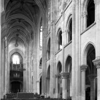 L'intérieur vu vers le nord-ouest (1993)