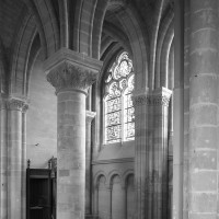 Le vestibule nord vu vers le nord-ouest (1986)