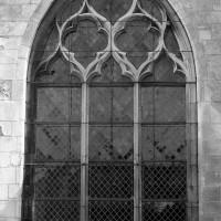 Fenêtre du bas-côté sud de la nef (1993)