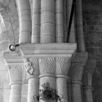 Chapiteaux à la retombée de l'arc triomphal (1994)
