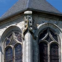 Les parties hautes de l'abside (2000)