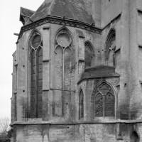L'abside vue du nord-est