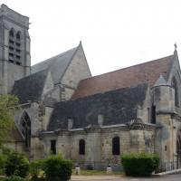 L'église vue du nord-ouest (2017)