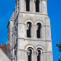Le clocher sud vu du sud (1995)