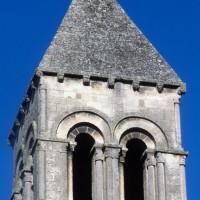 Baies sud du dernier étage du clocher sud (1995)