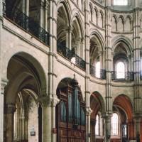 Vue partielle du choeur vers le nord-est (2006)