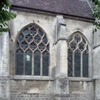 La chapelle du Saint-Sépulcre vue du sud-ouest (2007)