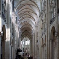 L'intérieur vu vers l'est (2006)
