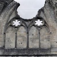 Fenêtre du bras nord du transept (2006)