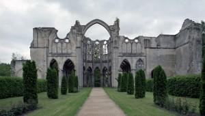 Le transept et le choeur vus vers l'est (2006)