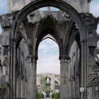 L'église vu de l'est (2006)