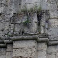 Retombée des voûtes du bas-côté nord de la nef (2006)
