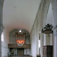 La nef sud vue vers l'ouest (2007)