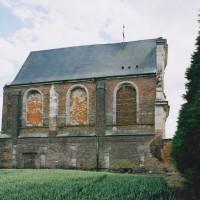 L'église vue du nord (2002)