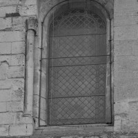Fenêtre du bras nord du transept