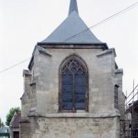 Le choeur vu de l'est (2007)
