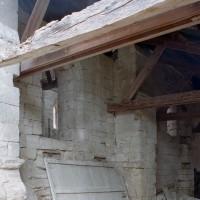 Vue partielle du nord de l'église (2007)