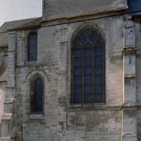 La façade nord du bras nord du transept (2006)