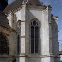 L'abside vue du sud-est (2003)