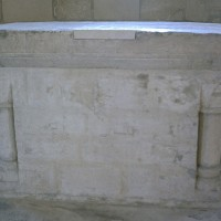 L'autel du 12ème siècle (2008)