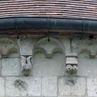 La corniche beauvaisine de l'abside (2007)