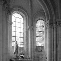 Une chapelle du déambulatoire