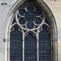 Fenêtre sud de la chapelle sud (2017)
