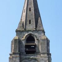Le clocher vu du sud (2000)
