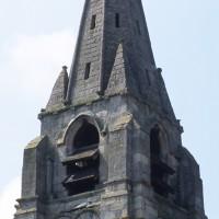 Le clocher vu du nord-ouest (2000)