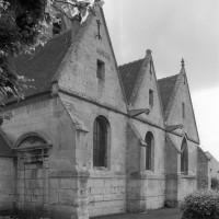 La chapelle sud vue du sud-ouest (2000)