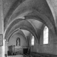 La chapelle sud vue vers le sud-est (2000)