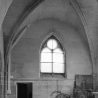 La chapelle nord vue vers le nord (2000)