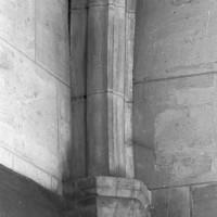 Retombée de la voûte de la chapelle nord (2000)