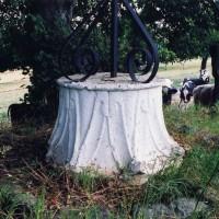 Saint-Omer-en-Chaussée : chapiteau provenant de l'abbaye de Beaupré ou de Lannoy (2007)