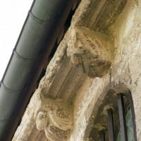 La corniche du mur nord de la nef (2008)