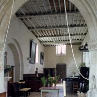 L'intérieur vu vers le sud-ouest (2008)