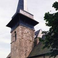 Le clocher vu du nord-ouest (2005)