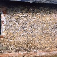 Le mur sud de la nef (2004)