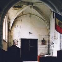 La travée du clocher vue vers l'ouest (2003)