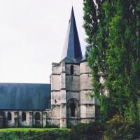 Le clocher vu du nord (2003)