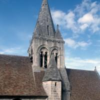 Le clocher vu du sud (1994)