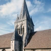 Le clocher vu depuis le sud-est (1994)