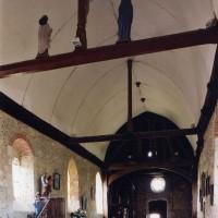 L'intérieur vu vers le sud-ouest (2005)