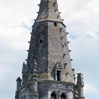 Le clocher vu du nord-ouest (2002)
