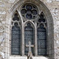 La fenêtre de la façade ouest (2002)