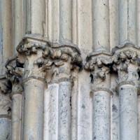 Chapiteaux de la chapelle de la Vierge (2003)