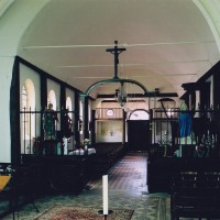 L'intérieur vu vers l'ouest (2004)